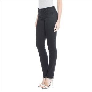 Level 99 High rise Black skinny jeans